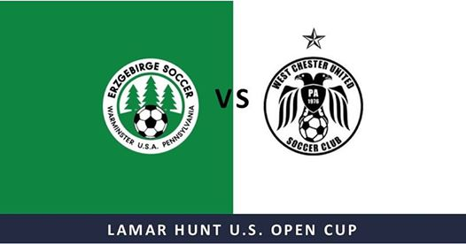 Lamar Hunt Open Cup at VE on Sept 23